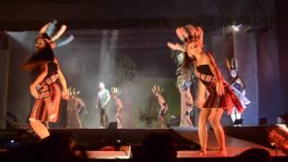 Chiranjeeb theatre 2016-2017 | oh akah oh botah song | assamese theatre