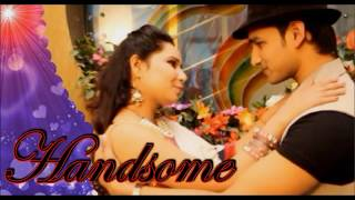 Handsome hot item sexy song..