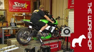2 stroke MAGIC! The power of the dyno!
