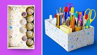 24 CARDBOARD BOXES IDEAS
