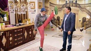 ضحك هستيري مع صالح أوقروت / Samira TV