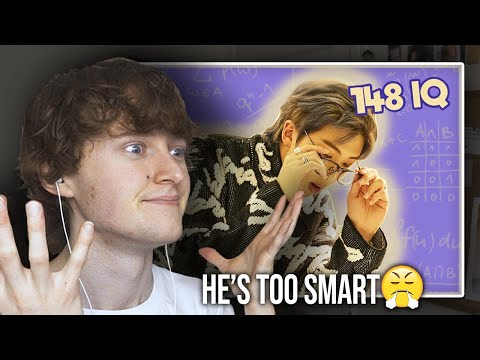 HE S TOO SMART Proof RM is a Genius Reaction Review