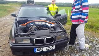 Bmw e36 318i turbo.