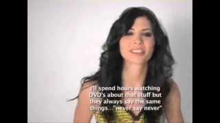 Rebeca Linares se confiesa