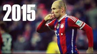 Arjen Robben ● Dribbling Skills & Goals ● 2015/2016