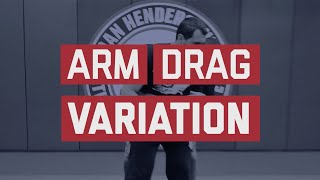 MMA Training - Arm Drag Variation with Dan Henderson