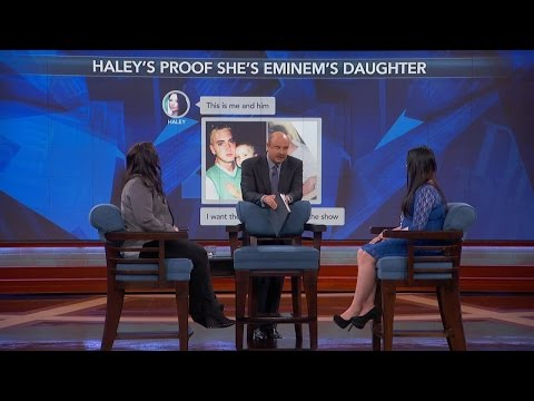 Xxx Mp4 Young Woman Claims She Has Proof Rapper Eminem Is Her Father 3gp Sex