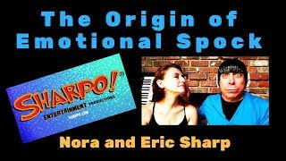 The Origin Of Emotional Spock