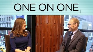 One on One: Alton Brown of Broadway