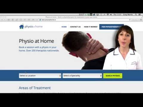 Physio at home intro