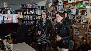 Tegan And Sara: NPR Music Tiny Desk Concert