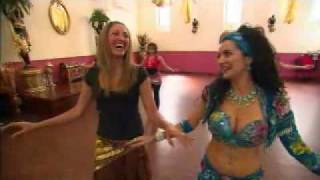 Belly Dance Academy of Nayima Hassan - Postcards TV Show