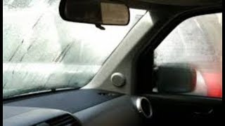 طريقة بسيطة تخلص من مشكلة الضباب الداخلي على زجاج السيارة في الأجواء الباردة