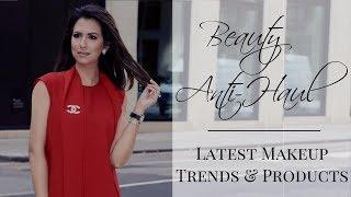 BEAUTY ANTI-HAUL | New Makeup Launches & Trends | JASMINA BHARWANI