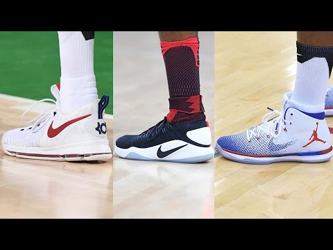 watch Best Shoes From Team USA At Rio Olympics