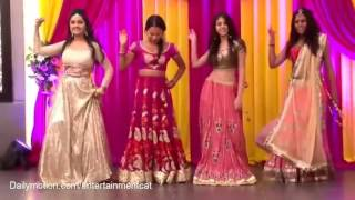 Sweet Girls Wedding Dance   Tu Ne Mari Entry Yar   HD ✔   Video Dailymotion