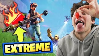 *EXTREME* FORTNITE CHALLENGE EACH MATCH in Fortnite Battle Royale!
