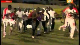 Combat de lutte -  Bakou Lac Rose -  25 juin 2012
