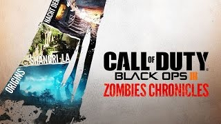 Call of Duty: Zombies Chronicles Gameplay Trailer Song