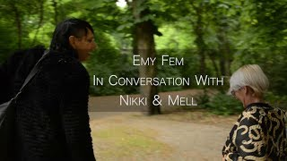 Sex Workers' Rights Day: Emy Fem in conversation with Nikki and Mell.