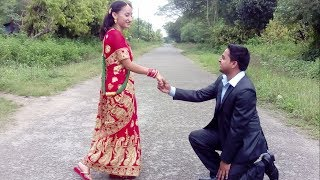 GAURAB weds MANJU - Re-living the moments // Timro Mayale Badhera Rakha // Shyam Karki