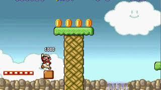 Microsoft Sam plays Super Mario All-Stars (S1EP1)