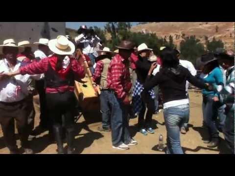 Original People of Cangallo 2012 Fiesta Patronal de La Virgen de Asunción de Cangallo I