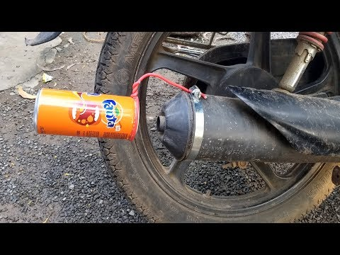 Xxx Mp4 How To Make KTM Duke Exhaust Silencer Sound For Any Normal Bike 3gp Sex