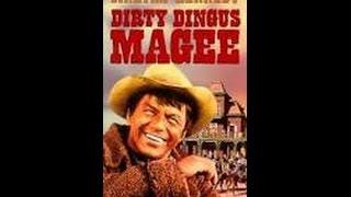 Dirty Dingus Magee 1970 Westerns -  Frank Sinatra, George Kennedy, Anne Jackson