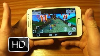 Tutorial ∣ How to get PlayStation Games on an Android Phone