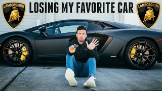Why I Sold My Lambo.
