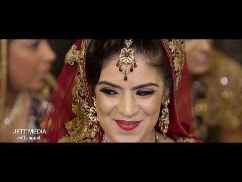 Punjabi Sikh Wedding Andi & Jas 2017 - Jett Jagpal