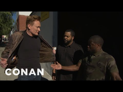 Outtakes From The Student Driver Remote CONAN on TBS