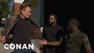 Outtakes From The Student Driver Remote  - CONAN on TBS