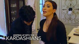 KUWTK | Kardashians: Kim's Baby Shot | E!