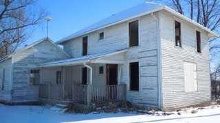 Abandoned House #44 (Nearly Stopped)