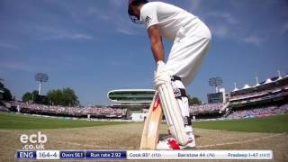 Jonny Bairstow's Test century at Lord's - England v Sri Lanka Day 1