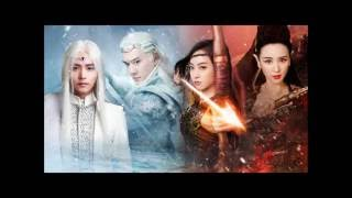 William Feng , 马天宇 - Love Will Restore 电视剧《幻城》OST Ice Fantasy