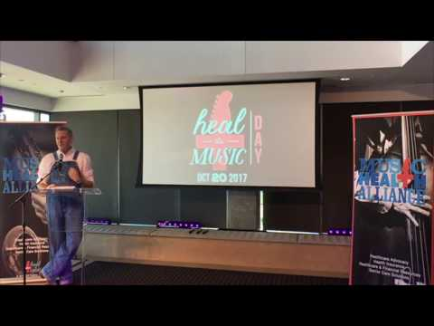 Xxx Mp4 Rory Feek Speaking At The Heal The Music Press Conference On June 27 2017 3gp Sex