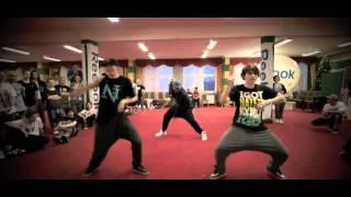 FNF Winter Dance Intensive 2011 - Maniek FNF #1