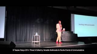 Tsepiso Nzayo in 99 % Xhosa Comedy