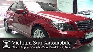 Mercedes-Benz C250 2012 - Vietnam Star Phú Mỹ Hưng