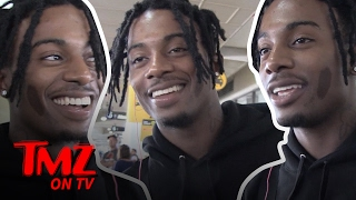 Playboi Carti and ASAP Yams Had Something More Than Music In Common | TMZ TV