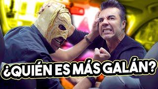 Adrián Uribe & Súper Escorpión al Volante
