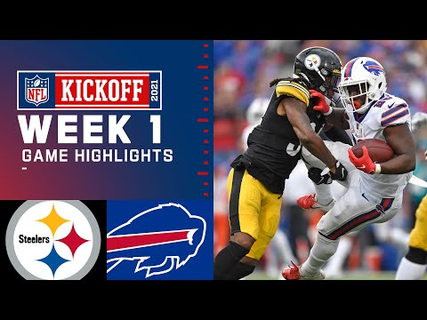 Steelers vs. Bills Week 1 Highlights NFL 2021