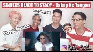 Stacy - Cakap Ke Tangan | SINGERS REACT