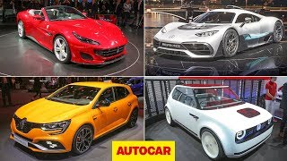 Frankfurt Motor Show 2017 | The 12 cars you need to see at the IAA | Autocar