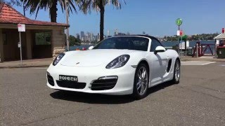 2016 Porsche Boxster Review