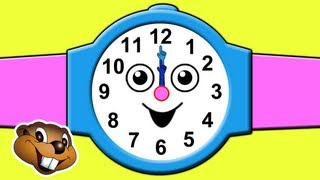 """""""What Time Is It?"""" - Telling the Time Song for Children, What"""