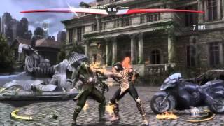 Ando (Green Arrow) vs Zukurii (Scorpion) Online Casuals
